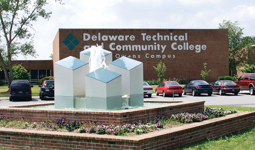 Image result for del tech owens campus