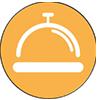 Hospitality & Tourism Management icon