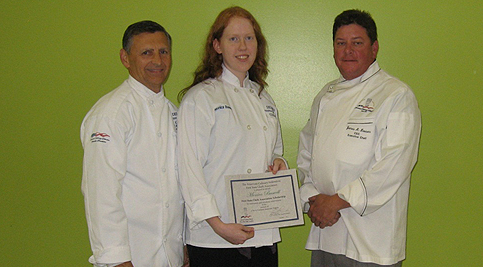 culinary arts scholarship essay