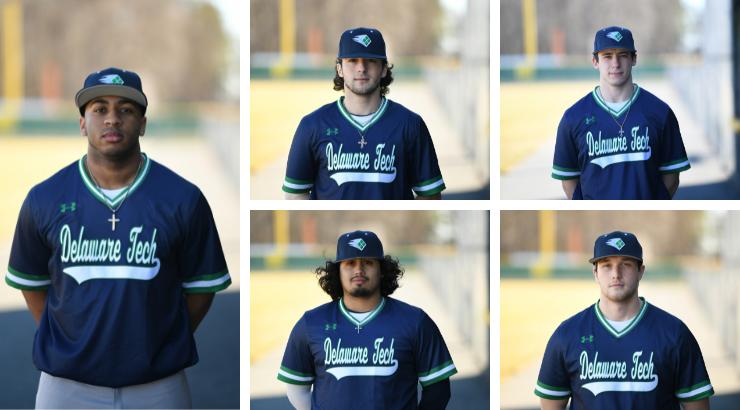 Christopher Friend, Jonathan Golebiowski, Mike Pagliei, Matt Rodriguez, and Ethan Watkinson.