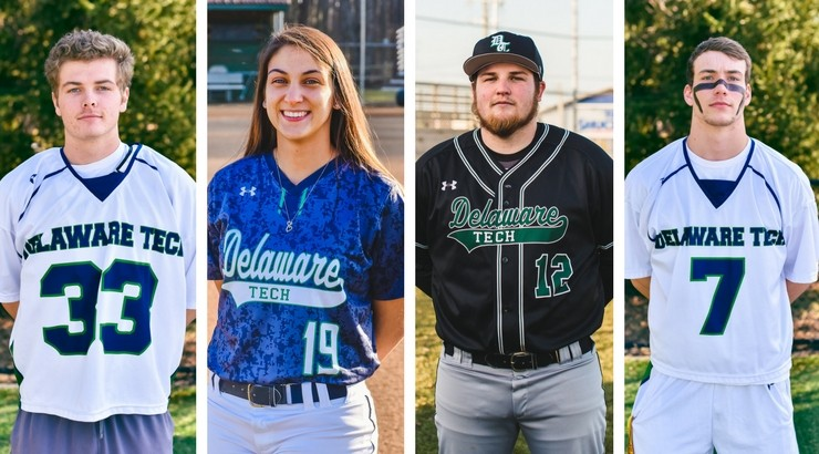 April Athletes of the Week