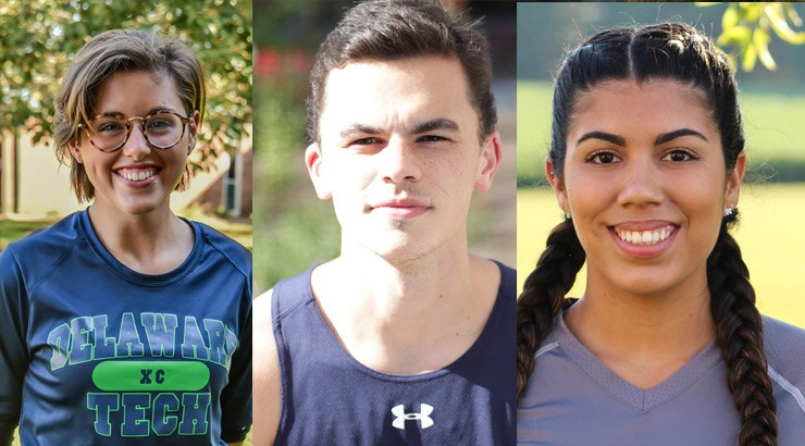 Athletes of the Month September 2016