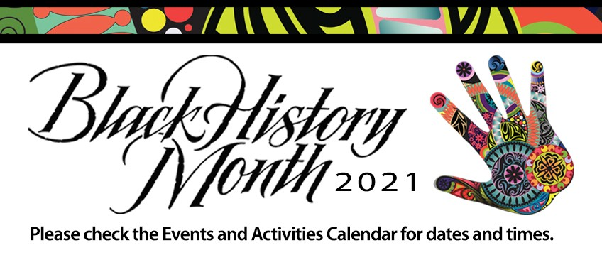 Link to Black History Month events.