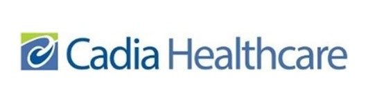 Cadia Healthcare logo.