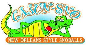 Cajun Sno logo