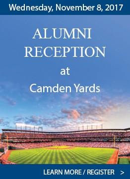 Camden Yards Alumni Reception