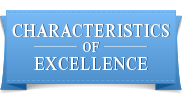 Characteristics Of Excellence