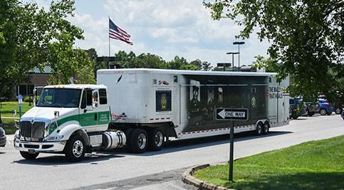 Commercial Transportation truck