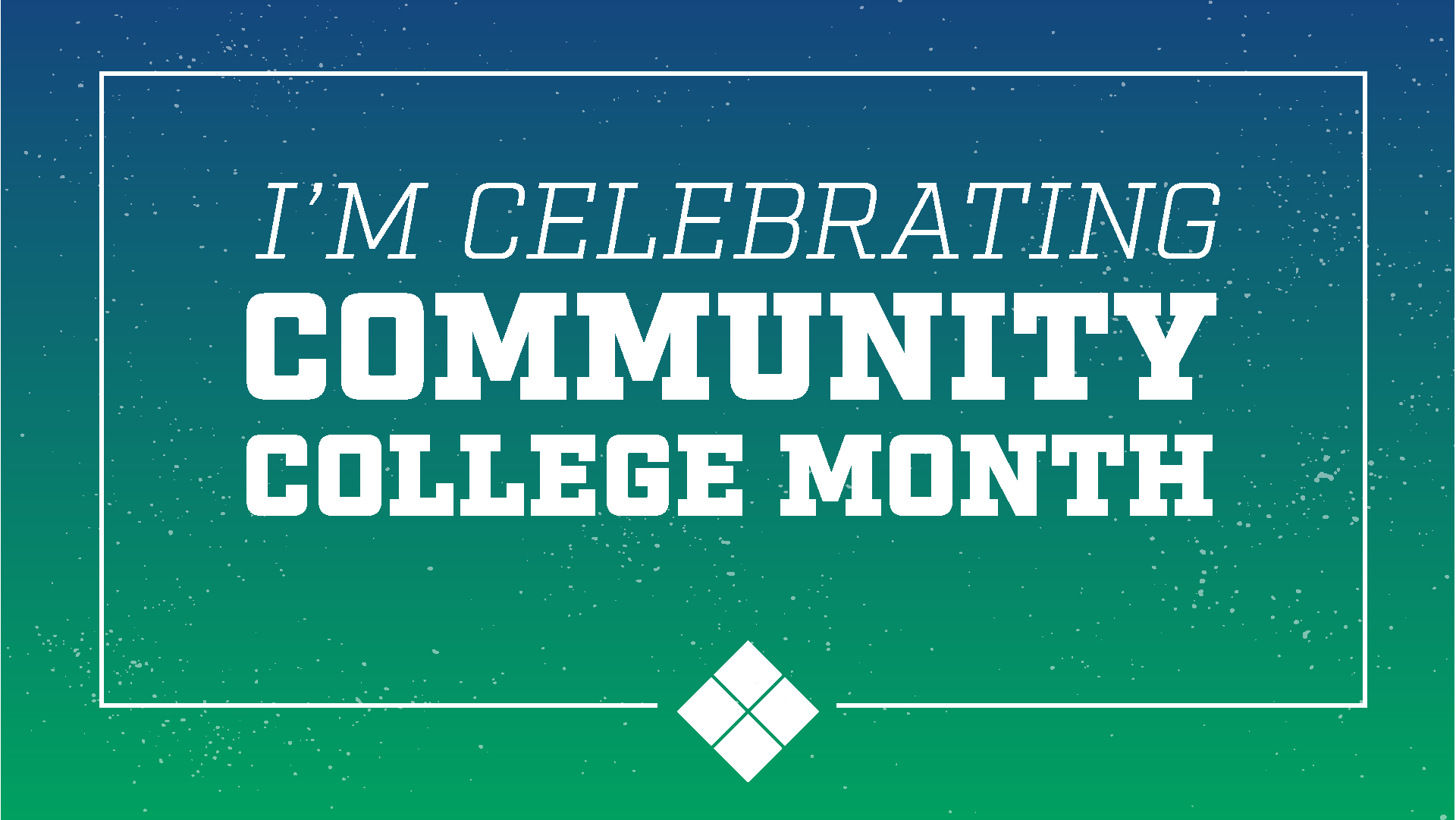 Community College Month Facebook Cover Photo