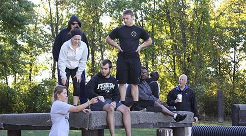 Delaware Tech student competitors