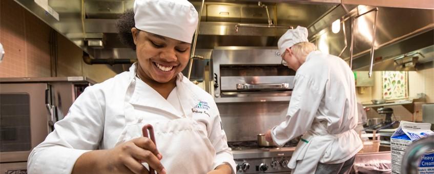 Culinary Arts Delaware Technical Community College