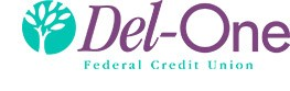 Del-One Federal Credit Union logo