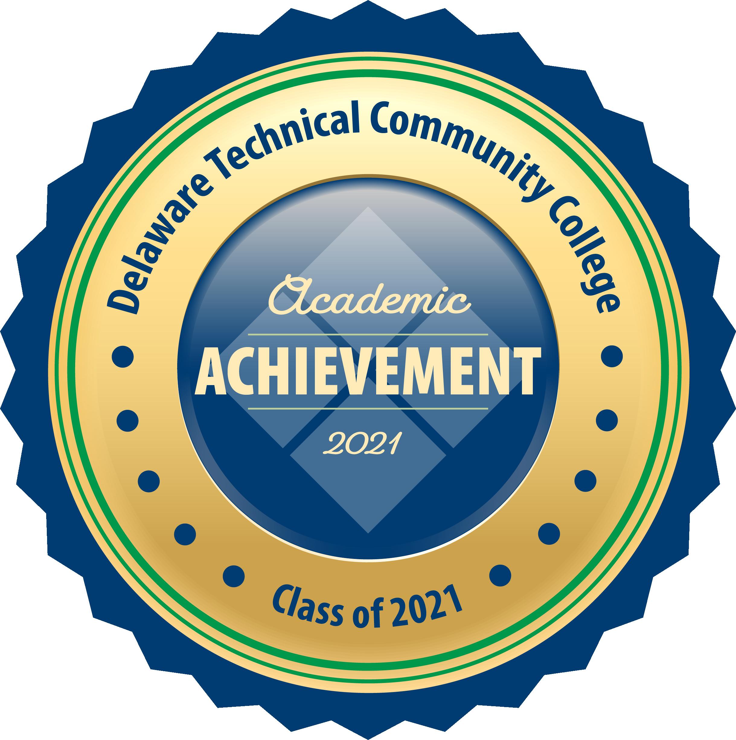 Link to Academic Achievement Sticker