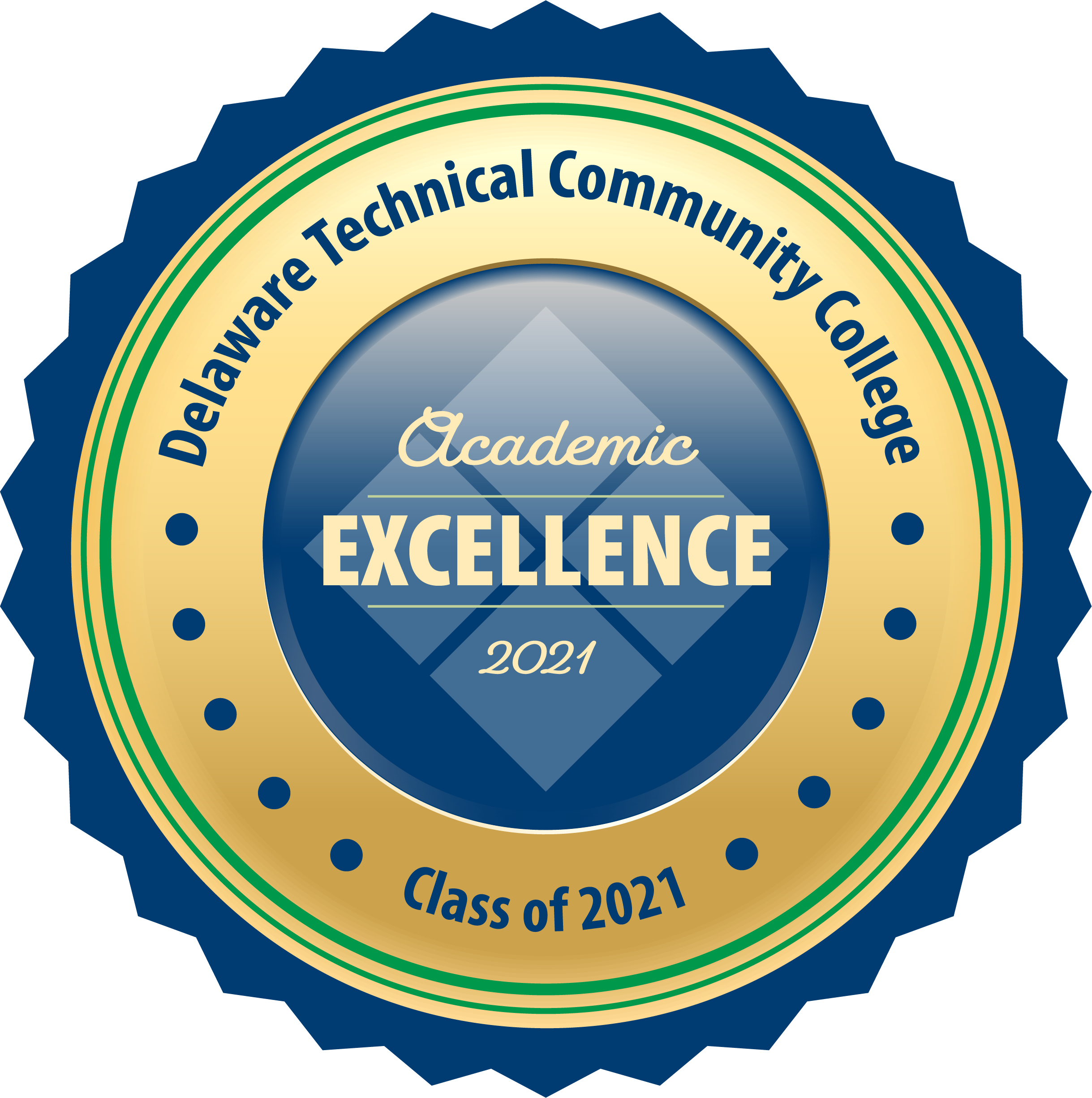 Link to Academic Excellence Sticker