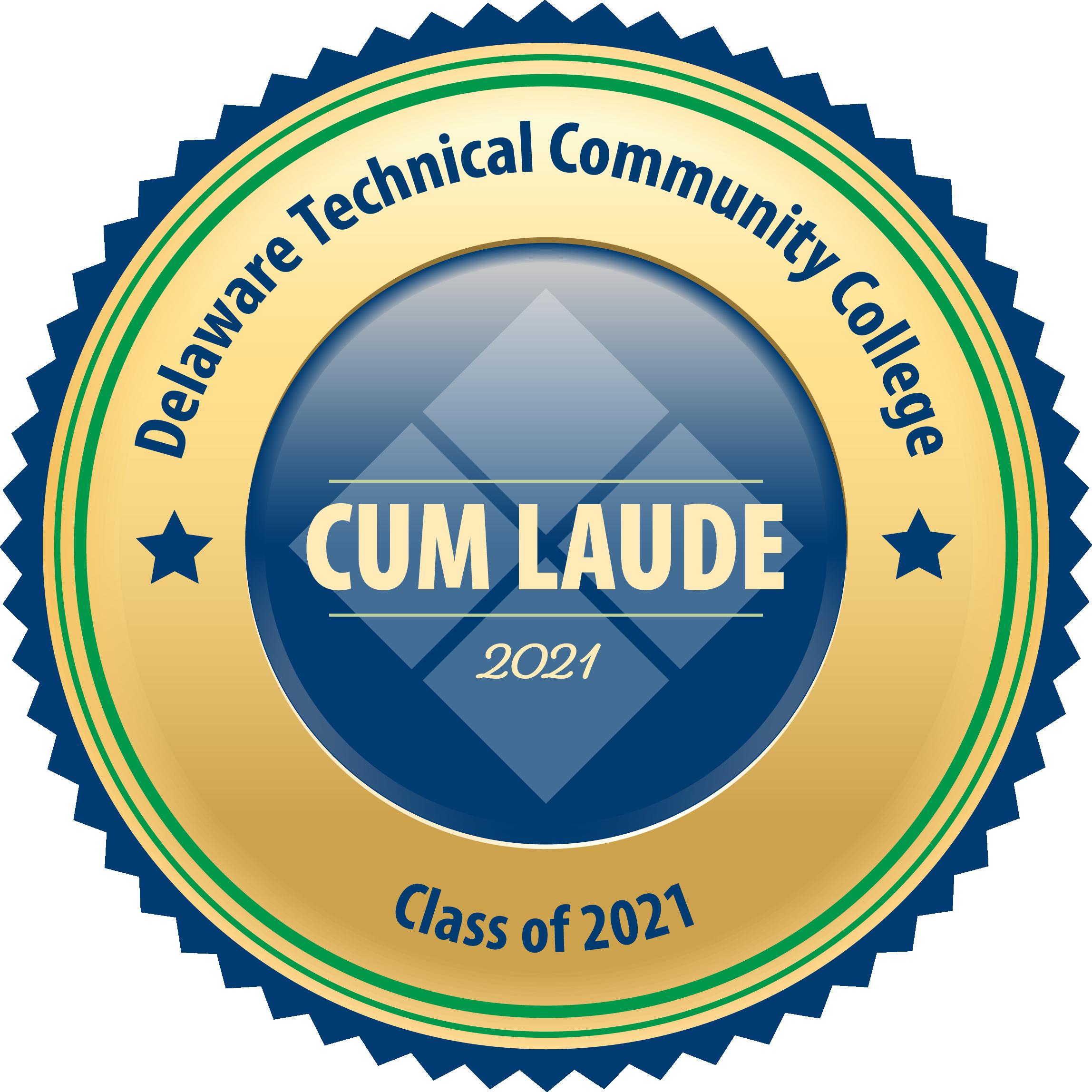 Link to Cum Laude Sticker