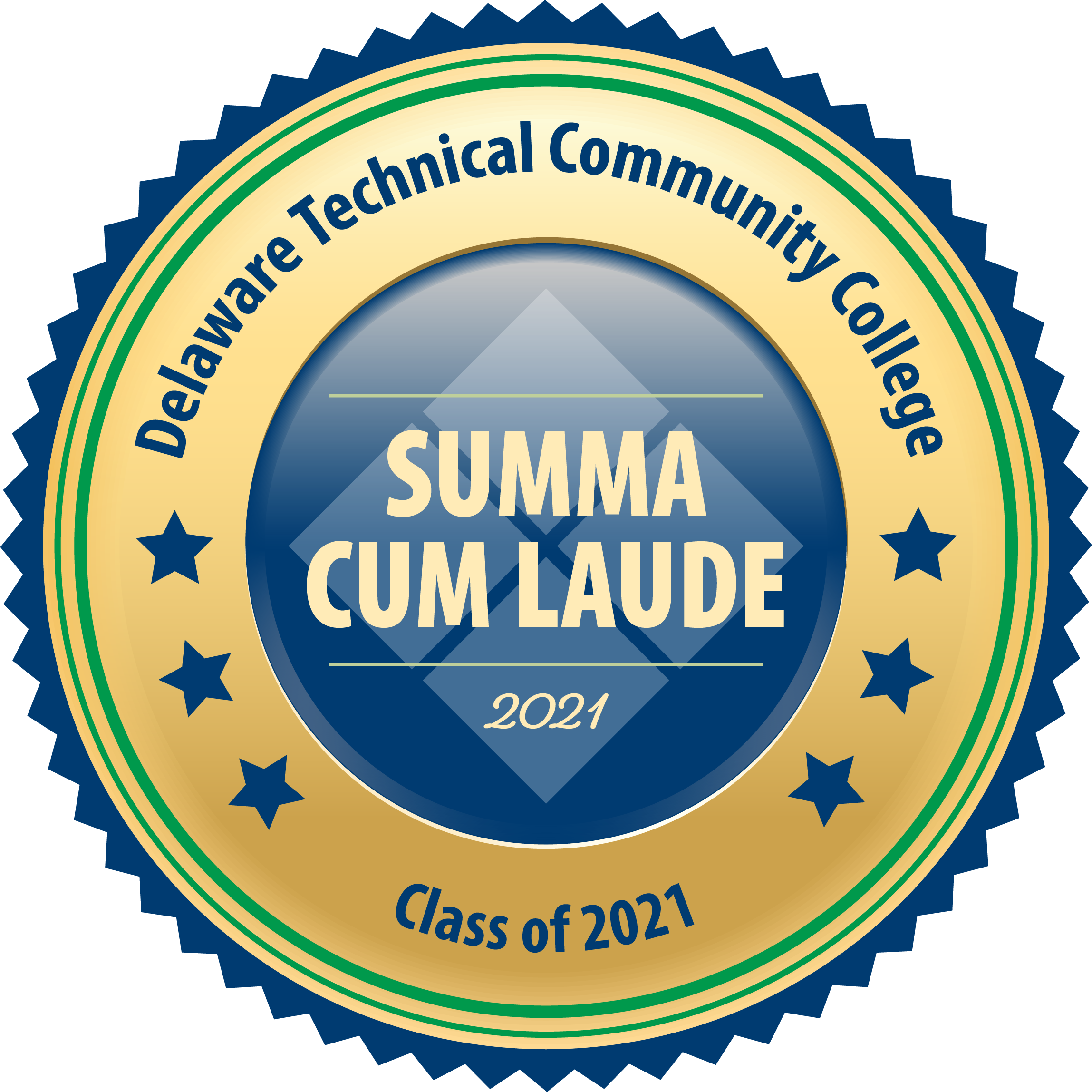 Link to Summa Cum Laude Sticker