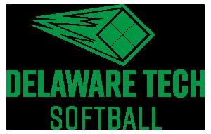 Delaware Tech's Softball logo