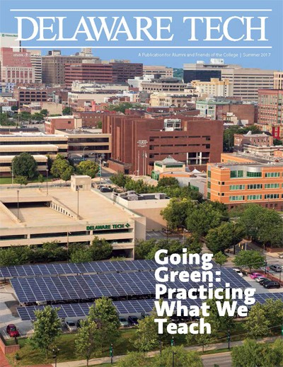 Link to Delaware Tech Magazine Summer 2017