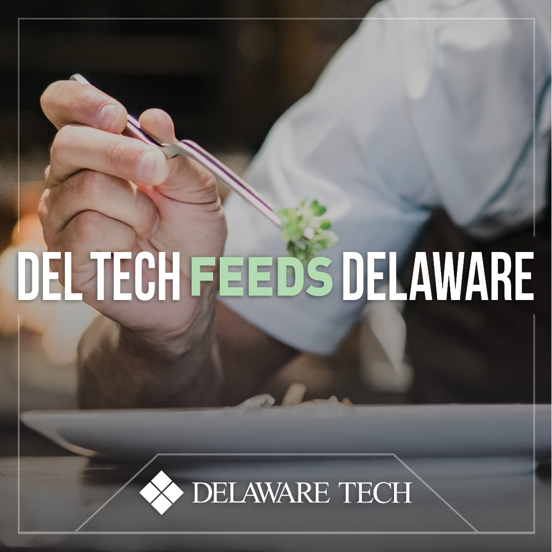 Del Tech Feeds Delaware Facebook Instagram and LinkedIn graphic