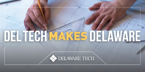 Del Tech Makes Delaware Twitter graphic