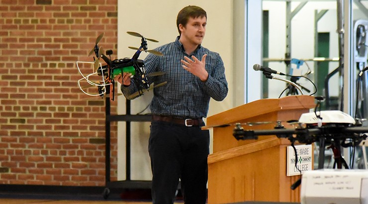 Drones for Delaware