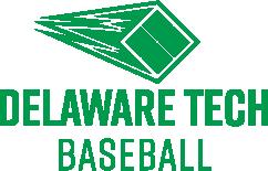 Delaware Tech's Baseball logo