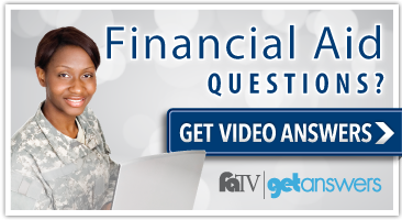 Financial Aid Questions? Link to video answers.