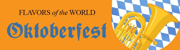 Flavors of the World Header Oktoberfest