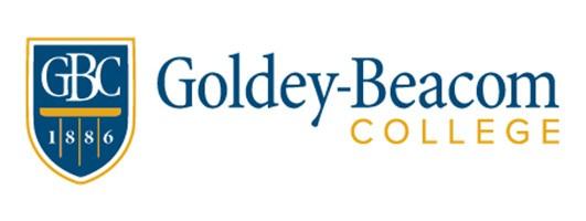 Goldey Beacom College Logo