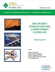 Delaware's Energy Industry Labor Market Landscape
