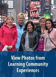 Link to photos of learning communities experiences