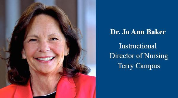 Dr Jo Ann Baker