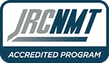 JRCNMT Accredited Program""