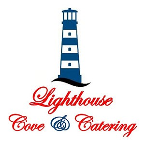Lighthouse Cover & Catering logo.