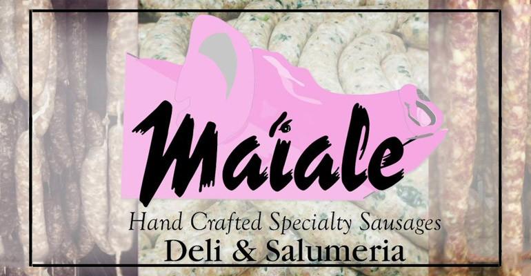 Link to Maiale Deli and Salumeria.