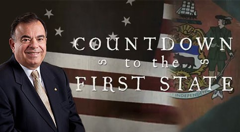 """College President, Dr. Orlando J. George, Jr. recently participated in the News Journal's online video series """"Countdown to the First State""""."""