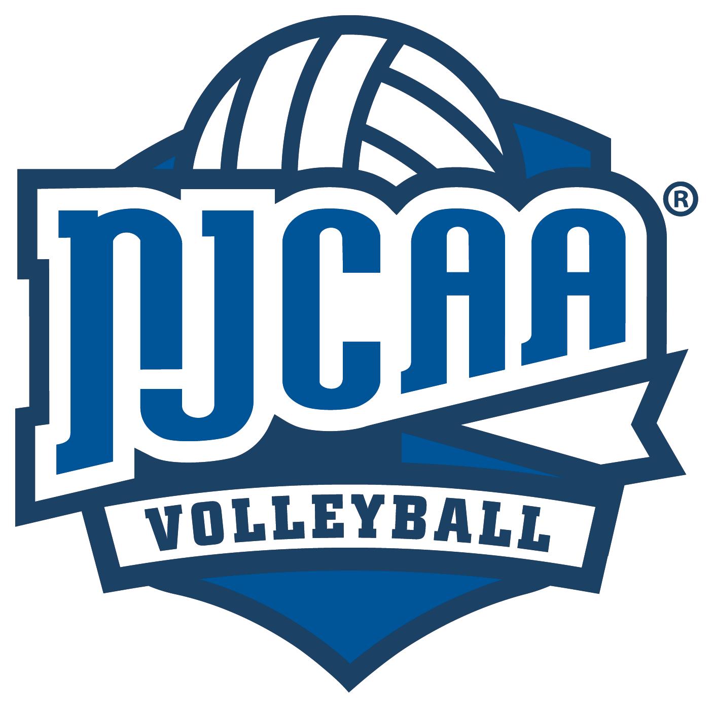 NJCAA Volleyball Logo