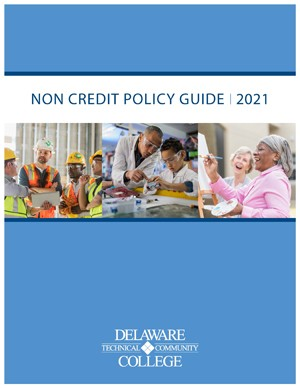 Non Credit Policy Guide