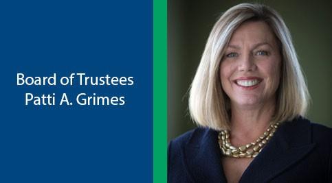 Board of Trustees Patti Grimes