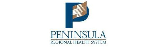 Peninsula Regional Medical Center logo