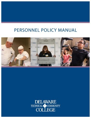 Personnel Policy Manual
