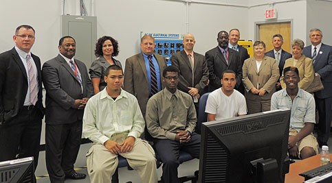 Construction and Renovation Certificate Program students