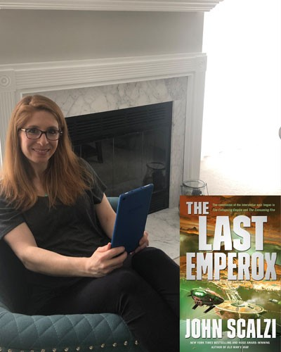 Lauren Canady - The Last Emperox.