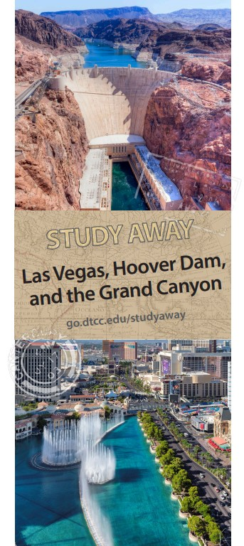 Study Away Las Vegas, Hoover Dam, and the Grand Canyon