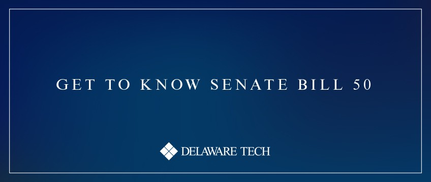 Link to get to know Senate Bill 50.