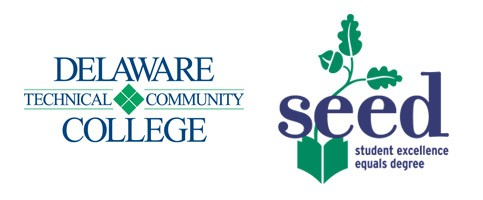 Delaware Tech and SEED logo
