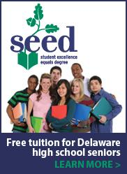 Student Excellence Equals Degree - Go To Delaware Tech Tuition free