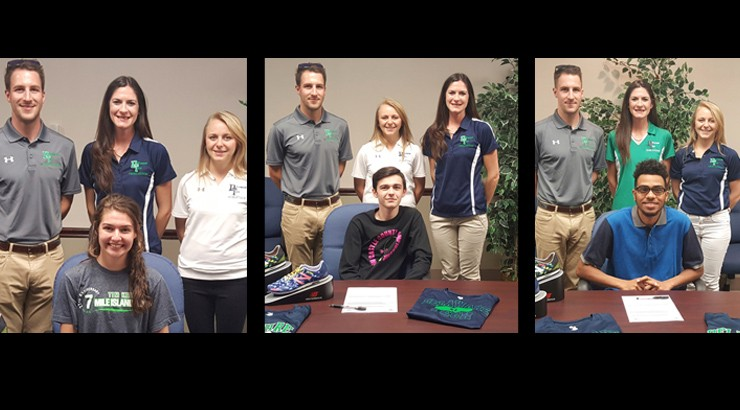 Delaware Tech Cross Country Team Signs New Recruits
