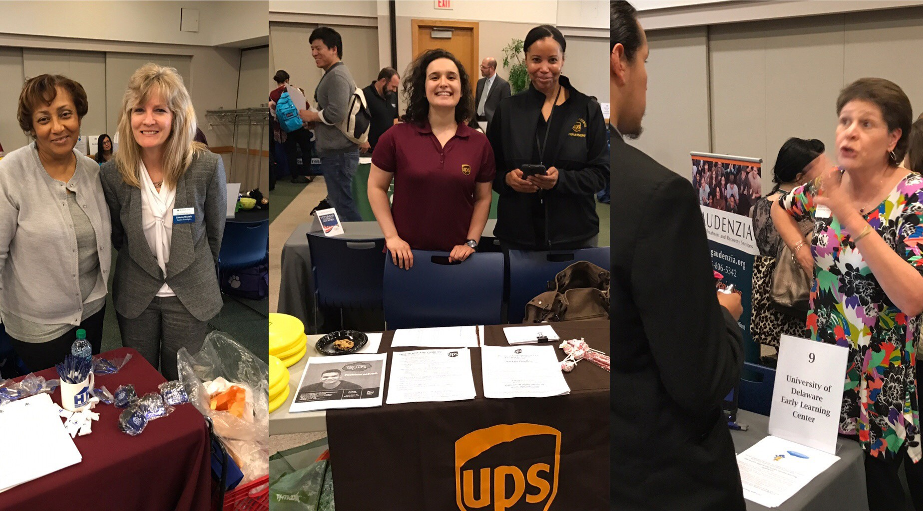 Spring Job Fair at Delaware Tech