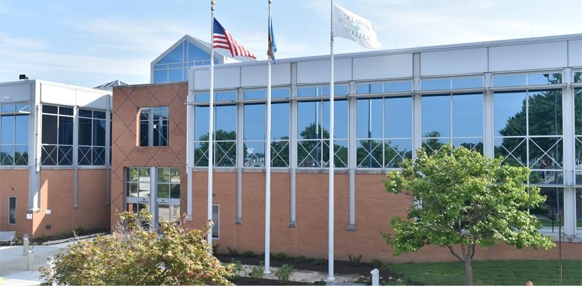 Stanton Campus Building Exterior